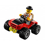 """Конструктор Аналог LEGO City 60139 Bela 10657 """"Мобильный командный центр"""" 398 деталей., фото 4"""