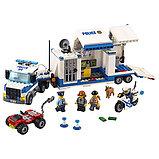 """Конструктор Аналог LEGO City 60139 Bela 10657 """"Мобильный командный центр"""" 398 деталей., фото 2"""