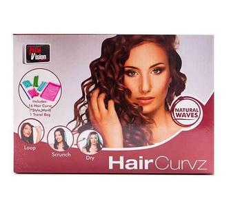 Бигуди для коротких и длинных волос Hair Curvz VT-02663