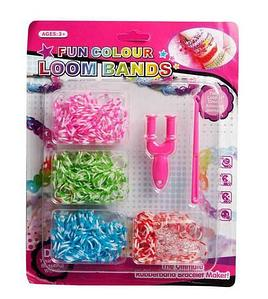 Набор для плетения украшений Loom Bands E2858-012