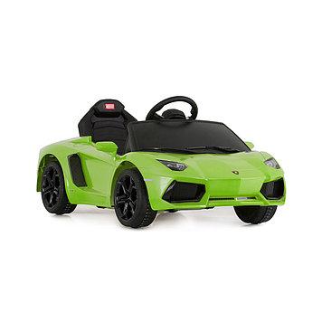 Электромобиль детский Rastar Lamborghini Aventador, Цвет: Зелёный, Упаковка: Коробка, (81700G)