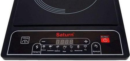 Плита индукционная одноконфорочная Saturn ST-ЕС0197, фото 2