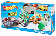 "Трек Hot Wheels ""Earthquake alley"" Hot Wheels, Mattel"
