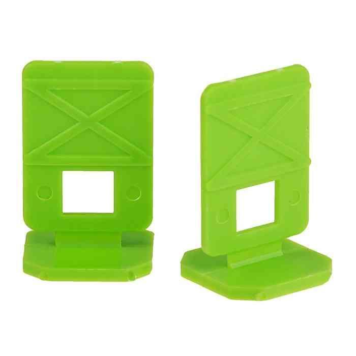 Зажим для выравнивания плитки TUNDRA Basic, в упаковке 100 шт.