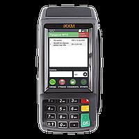 IKKM-touch-KZ, с поддержкой ОФД, (с аккумулятором, WiFi, без LAN)  Банковский терминал