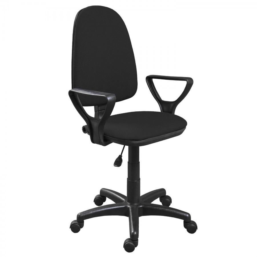 Офисное кресло Престиж Н (гобелен чёрный)