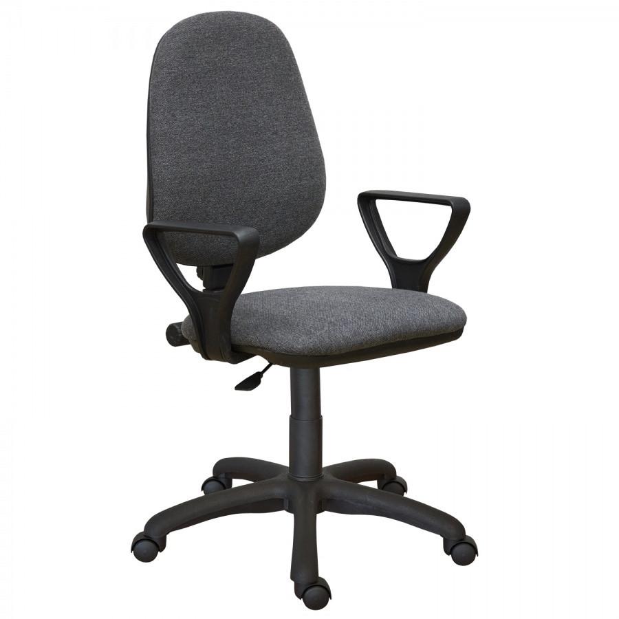 Офисное кресло Фиат Н (гобелен серый)