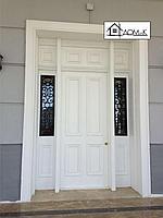 Дверь входная в частный дом