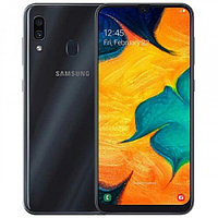 Samsung Galaxy A30 Black, фото 1