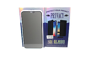 7G/8G IPHONE WHITE (СТЕКЛО PRIVATE 5D)