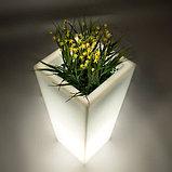 Светящееся кашпо, светящийсягоршокLED 250 170 560, фото 3