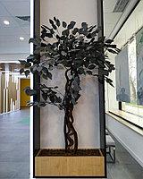 Стабилизированное дерево Тополь -эвкалипт