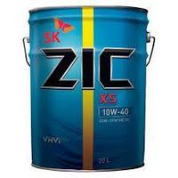 Моторное масло ZIC Х5 DIESEL 10w40 20литров