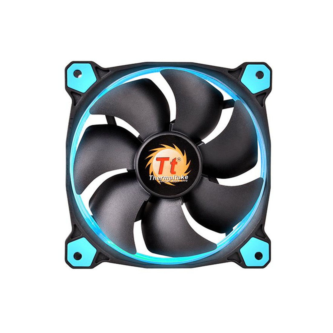 Кулер для кейсаThermaltake Riing 14 LED Blue (CL-F039-PL14BU-A)
