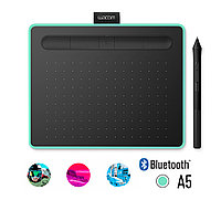 Графический планшет Wacom Intuos Medium Bluetooth (CTL-6100WLE-N)