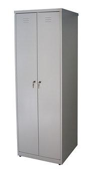 Шкафы металлические гардеробные