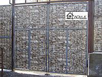 Ворота распашные, фото 1