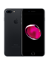 Apple iPhone 7 Plus, 128 GB, Mat Black