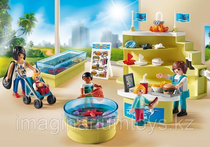 Конструктор для детей Playmobil «Магазин»