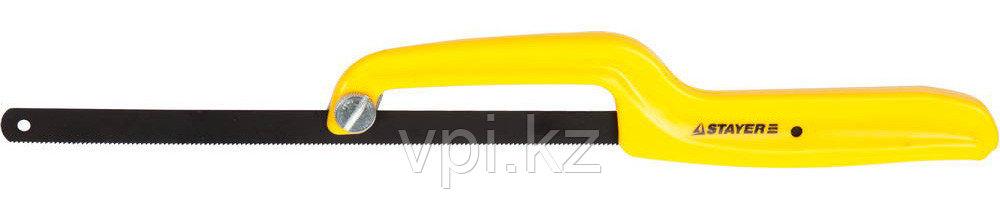 Ножовка-ручка по металлу, 300мм, Stayer