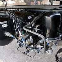Особенности пневматической тормозной системы грузовых автомобилей