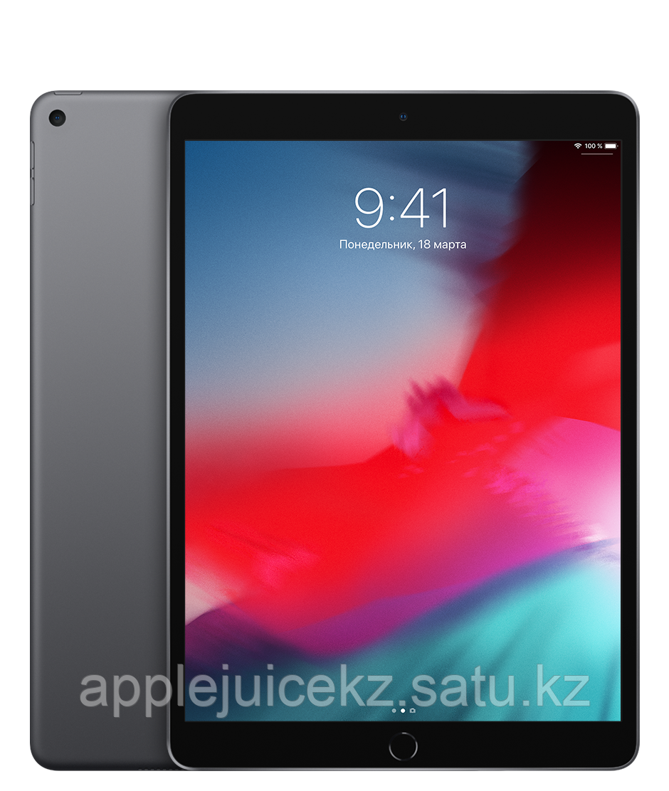 IPad Air 10,5 дюйма Wi‑Fi + Cellular 256 ГБ Space Gray