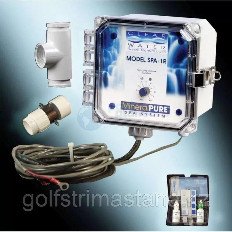 Ионизатор для СПА ClearWater SPA1-R, аналоговый