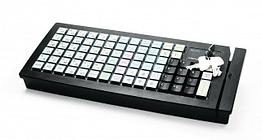 Клавиатура программируемая posiflex kb-6600-b