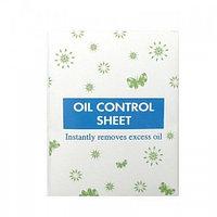 Салфетки матирующие Oil Control Sheet