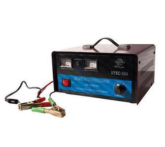 Зарядное устройство для автомобильных аккумуляторов HUAN QIU HYKC-50A