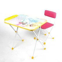 Комплект детской мебели [стол+стул] НИКА (Маша и Медведь), фото 2