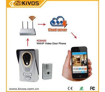 Видеодомофон беспроводной со связью через смартфон KIVOS KDB400