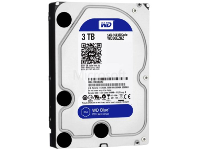 Жесткий диск Western Digital WD30EZRZ 3000Gb