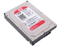 Жесткий диск Western Digital Red WD10EFRX 1000Gb