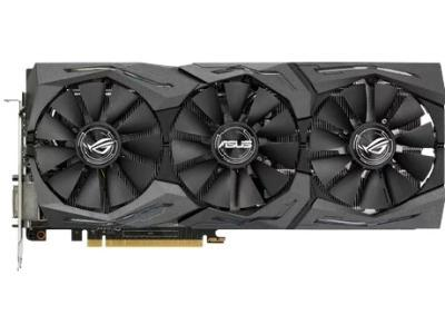 Видеокарта ASUS GeForce GTX 1080 Strix Gaming 8GB