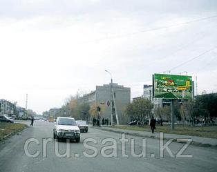 Ул. Жумабаева – ул. Абая