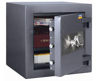 Взломостойкий сейф ФОРТ 50 EL (500x510x510 мм)