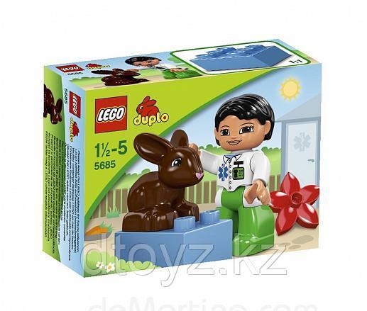 Lego DUPLO 5685 Ветеринар, Конструктор Лего Дупло