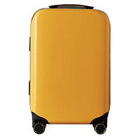 Xiaomi 90FUN Aluminum Smart Unlock Suitcase 20'' - Medium Yellow сумка для ноутбука (6970055346399)