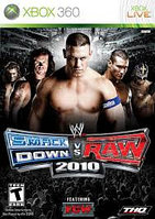 WWE Smack Down vs. Raw 2010 (Fighting)