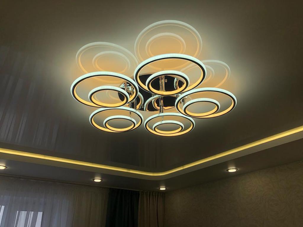 Светодиодная (LED) люстра 325W