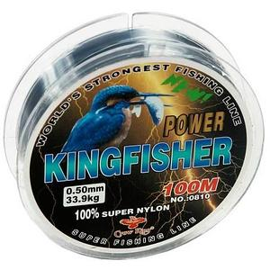Леска рыболовная Crow King KINGFISHER 0810 [0.2- 0.5 мм, 100 м] (0.3 мм)