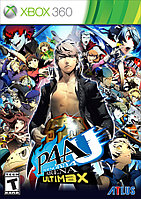 Persona 4 - Arena Ultimax (Action)