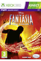 Disney Fantasia Music Evolved (Aracde)