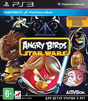 Angry Bird Star Wars (русск. язык) (аркада/головоломка) (ps3)