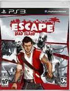 Dead Island Escape (action) (ps3)