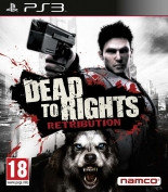 Dead to rights Retribution (бродилка) (ps3)
