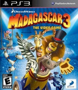 Madagascar 3 : Video Game (детские) (ps3)