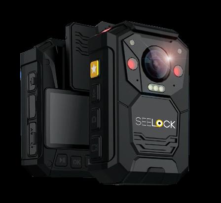 Портативный персональный носимый видеорегистратор Seelock Inspector-A1