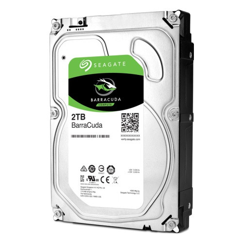 Жесткий диск HDD 2Tb Seagate Barracuda ST2000DM008